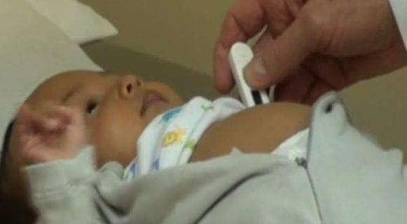 video – baby checkup
