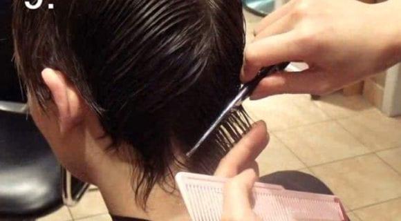 video-brenda gets a haircut